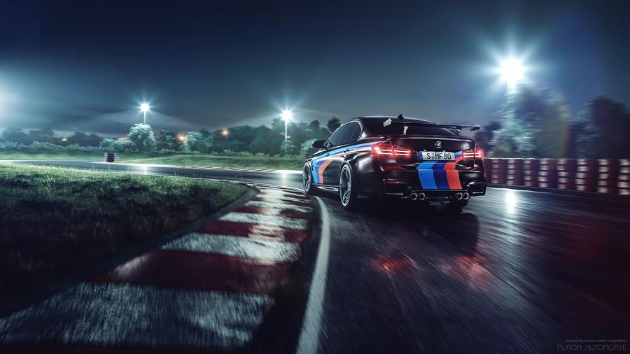 BMW M3 F80 (GTS replica) | Full-CG Circuit by Onur Dursun