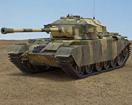 3D model of Centurion