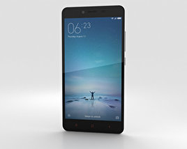 3D model of Xiaomi Redmi Note 2 White