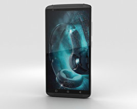 3D model of Lenovo Vibe X3 Black