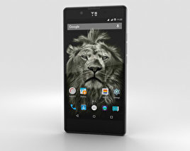 3D model of Micromax Yu Yutopia Silver