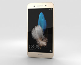 3D model of Huawei Enjoy 5S Gold