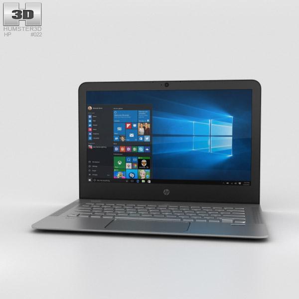 HP Envy 13t (2015) 3D model