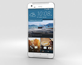 3D model of HTC One X9 White