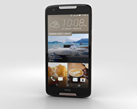 3D model of HTC Desire 828 Dual Sim Dark Gray