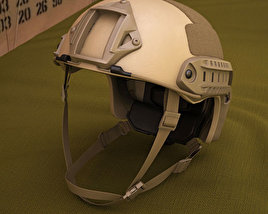 3D model of Ops-Core FAST Helmet