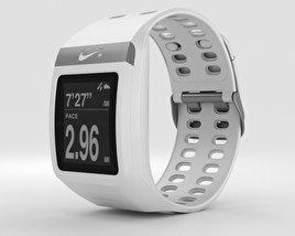 Nike+ SportWatch GPS White 3D model