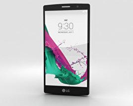3D model of LG G4 Beat Metallic Gray
