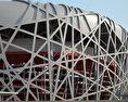 Beijing National Stadium 3d model