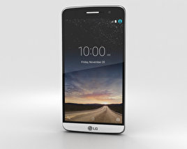3D model of LG Ray Silver