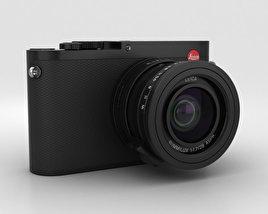 3D model of Leica Q