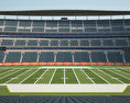 Paul Brown Stadium 3d model