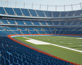 Sports Authority Field at Mile High 3d model