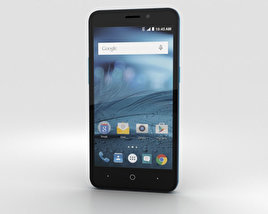 3D model of ZTE Avid Plus Black