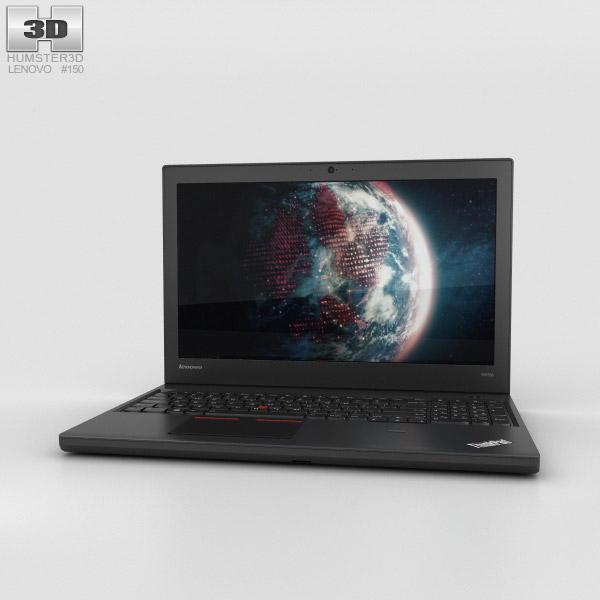 Lenovo ThinkPad W550s 3D model