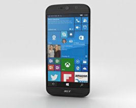 3D model of Acer Liquid Jade Primo Black