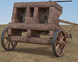 3D model of Ballista