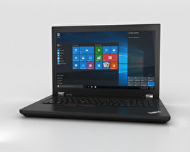 Lenovo ThinkPad P70 3D model