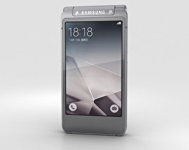 3D model of Samsung W2016 Gray