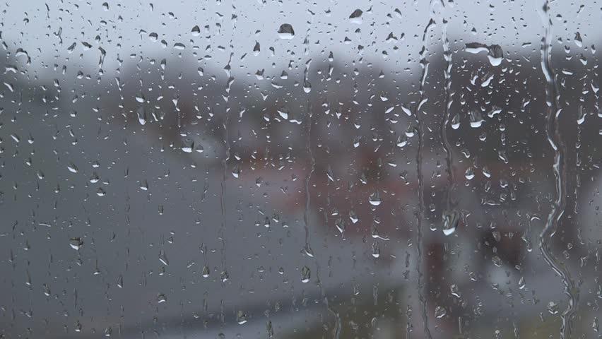 Rain trickle