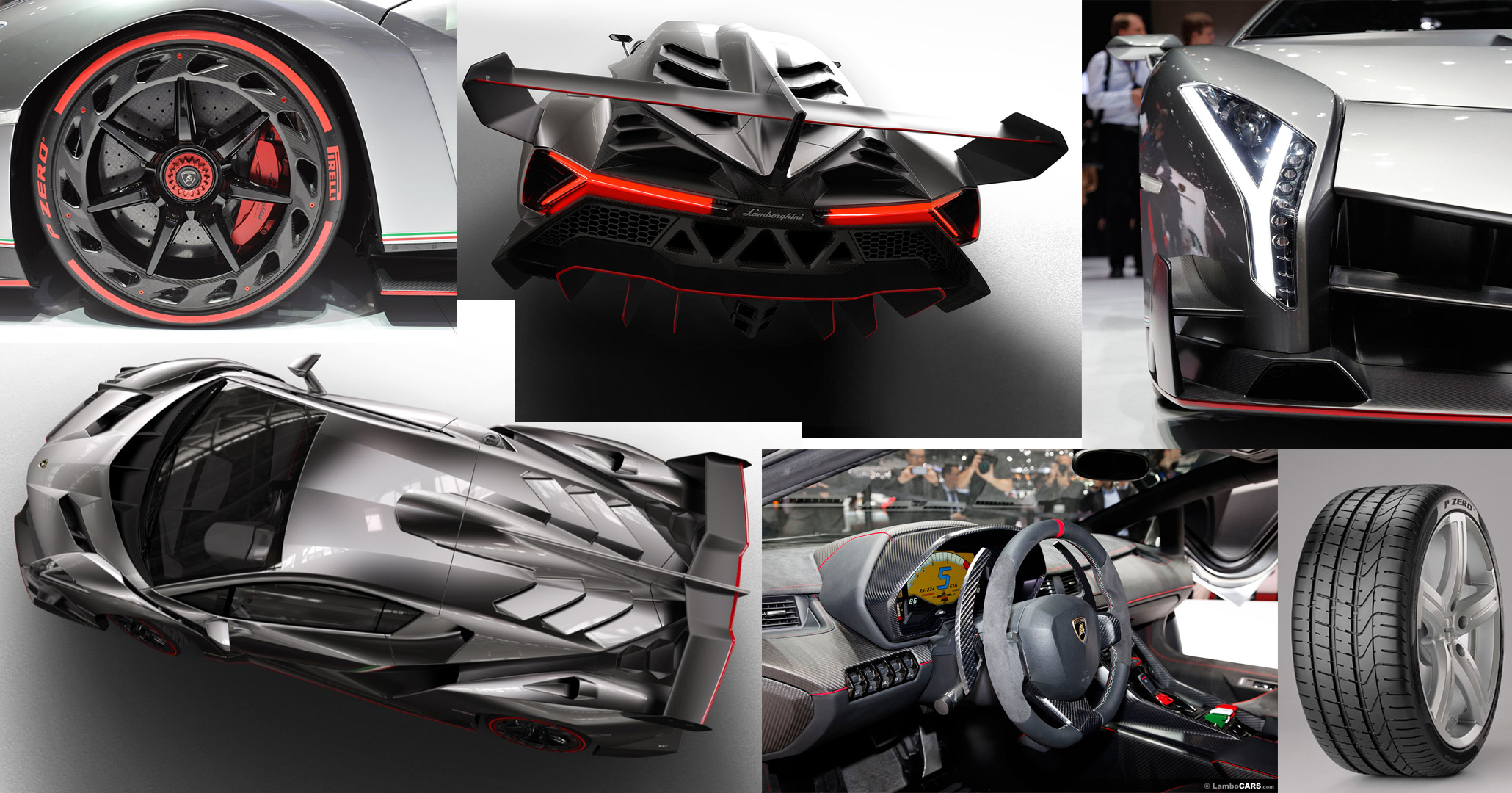 Lamborghini Veneno reference