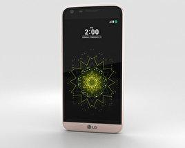 3D model of LG G5 Pink