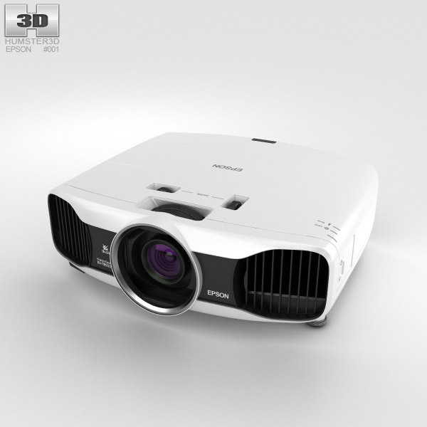 3D model of Projector Epson EH-TW9000W