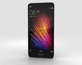 3D model of Xiaomi Mi 5 Black