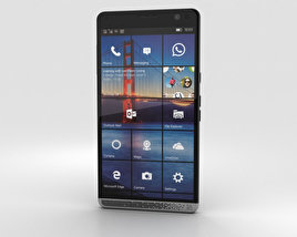 3D model of HP Elite x3 Black