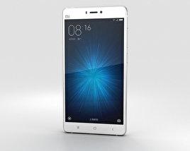 3D model of Xiaomi Mi 4s White
