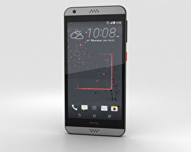 3D model of HTC Desire 530 Gray