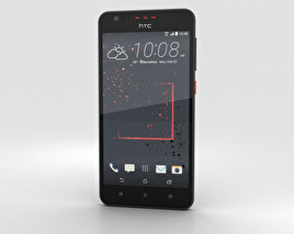 3D model of HTC Desire 825 Gray