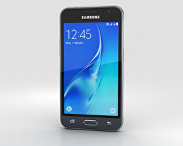 Samsung Galaxy J1 (2016) Black 3D model