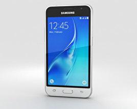 Samsung Galaxy J1 (2016) White 3D model
