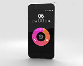 Obi Worldphone MV1 White 3D model