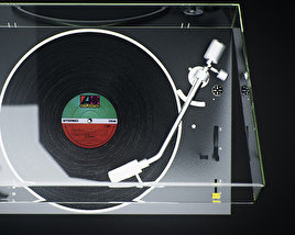 Vinyl player PS-500