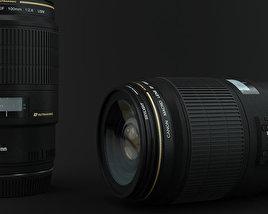 Lens Canon 100mm Macro