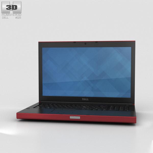 Dell Mobile Precision M6800 3D model