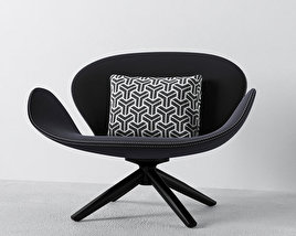 Minimal 1-Seat Armchair