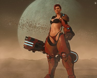 Anya, the Planet Hunter