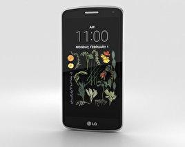 3D model of LG K5 Silver