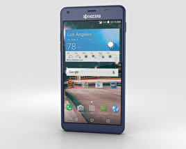 Kyocera Hydro Reach Blue 3D model