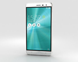 3D model of Asus Zenfone 3 Moonlight White