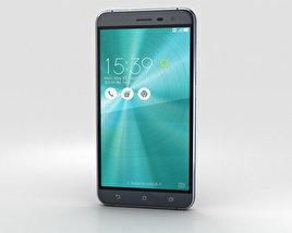 3D model of Asus Zenfone 3 Sapphire Black