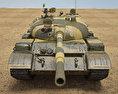 T-62 3d model