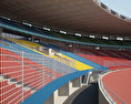 Gelora Bung Karno Stadium 3d model
