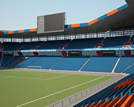 3D model of St. Jakob Park