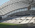 Stade Velodrome 3d model