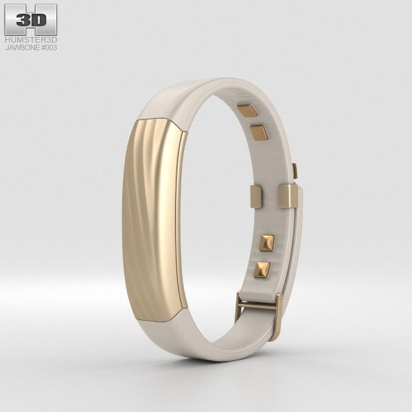 Jawbone UP3 Sand Twist 3D model