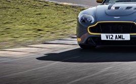 3D model of Aston Martin V12 Vantage S 2017